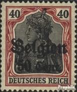Allemand. Poste Pays Dans Belgique 20 Neuf Avec Gomme Originale 1916 Allemagne - Germania