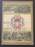 Rivista Dei Carabinieri Reali - Anno IV, N. 2 Marzo / Aprile 1937 - Books, Magazines, Comics