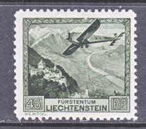 LIECHTENSTEIN  C 5   * - Air Post