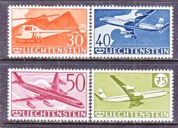 LIECHTENSTEIN  C 34-7   * - Air Post