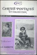 Cartes Postales Et Collections Oct 1985  Magazines N: 105 Llustration &  Thèmes Divers 98 Pages - Français