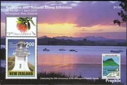 Nouvelle-zélande Bloc 213 (complète.Edition.) Oblitéré 2007 Northland - Neuseeland