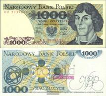 Poland 146c Uncirculated 1982 1.000 Zlotych - Poland