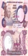 Nigeria Pick-number: 24g (2002) Uncirculated 2002 5 Naira - Nigeria