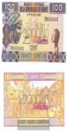 Guinea Pick-number: 35a Uncirculated 1998 100 Francs - Guinea
