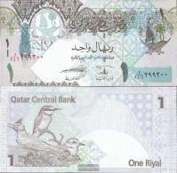 Qatar Pick-number: 28 Uncirculated 2008 1 Riyal - Qatar