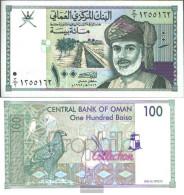 Oman Pick-number: 31 Uncirculated 1995 100 Baisa - Oman