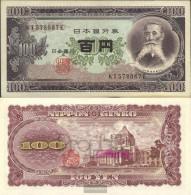 Japan Pick-number: 90c Uncirculated 1953 100 Yen - Japan