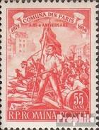 Roumanie 1577 (complète.Edition.) Neuf Avec Gomme Originale 1956 Commune Dans Paris - 1948-.... Repubbliche
