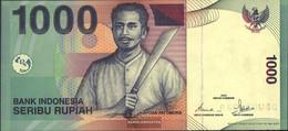 Indonesia Pick-number: 141a Uncirculated 2000 1.000 Rupiah - Indonésie