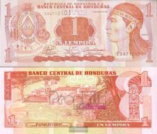 Honduras Pick-number: 89a Uncirculated 2008 1 Lempira - Honduras