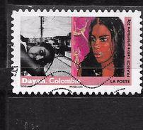 FRANCE Adhésif 280 Femmes Du Monde Dayan Colombie - France