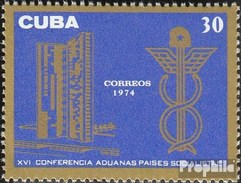 Kuba 2011 (completa Edizione) MNH 1974 Zollkonferenz - Nuevos