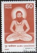 Inde 1106 (complète.Edition.) Neuf Avec Gomme Originale 1987 Ghasidas - Neufs