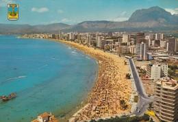 ESPAGNE---BENIDORM--vista De La Playa De Levante---voir 2 Scans - Espagne