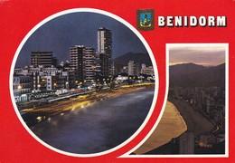 ESPAGNE---BENIDORM---multivues--voir 2 Scans - Espagne
