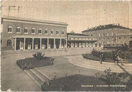 BOLOGNA STAZIONE FERROVIARIA   (665) - Bologna