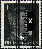 Austria 674 Unmounted Mint / Never Hinged 1945 Grid-Print - 1918-1945 1st Republic
