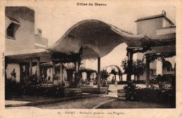 MAROC - RABAT - RESIDENCE GENERALE LES PERGOLAS - Rabat
