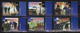 Alderney 2003 Social Services In Alderny - Police. MNH - Alderney