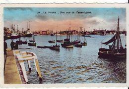 CPSM - LE HAVRE - Une Vue De L Avant Port - Port