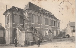 65 - OSSUN - La Mairie - Ossun