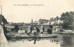 D1018 Amiens Pont Baraban Bridge - Amiens