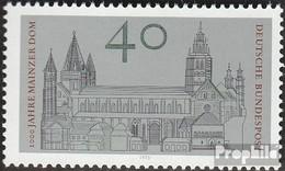 BRD (BR.Deutschland) 845 (completa.edizione) MNH 1975 Mainz Dom - BRD
