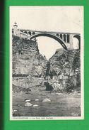 Carte Postales  ALGERIE Constantine PONT SIDI RACHED - Constantine