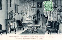 ARLON : Pensionnat Des Dames Chanoinesses De Saint Augustin, Lot De 12 Cartes - Arlon