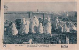 1900A RABAT  NON  ECRITE - Rabat
