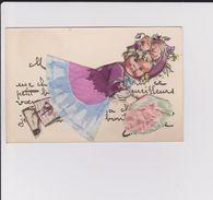 CARTE POSTALE GERMAINE BOURET   CLAUDINE (RARE) - Bouret, Germaine