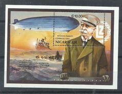 NICARAGUA  YVERT  H/B 223   MNH  ** - Nicaragua