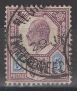 Grande-Bretagne - YT 113 Oblitéré - 1902-1951 (Re)