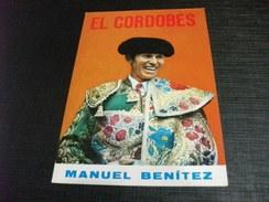 EL CORDOBES MANUEL BENITEZ SORRIDENTE - Corrida