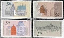 BRD (BR.Deutschland) 860-863 (completa.edizione) MNH 1975 Monumentali Anni - BRD