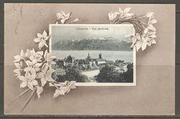 Carte Postale De Lausanne ( Vue Générale ) - VD Vaud