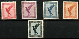 1616- Alemania Imperio Nº 28/31 Y 33 - Airmail