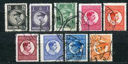 Romania Ex.Nr.375/85       O   Used       (659) - 1918-1948 Ferdinand, Charles II & Michael