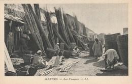 CPA MAROC MEKNES LES VANNIERS - Meknes