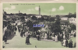 CPSM 9X14   Du MAROC -  TANGER - Un COIN Du  GRAND  SOKKO  N° 32 - BELLE ANIMATION -  1930 - Tanger