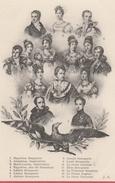 17 / 12 / 98  --  FAMILLE  DE  NAPOLÉON  EMPEREUR - Familles Royales