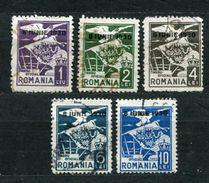 Romania Ex.Dienst Nr.13/8       O   Used       (728) - Servizio