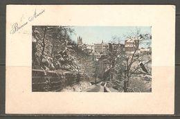 Carte Postale De Lausanne ( Bonne Année ) - VD Vaud