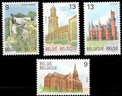 Belgium 2328/31**  Tourisme  MNH - Neufs