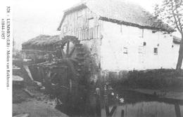 Watermolen  Lummen  Molen Van Rekhoven         I 1959 - Moulins à Eau