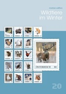 Austria 2017 - Marken Edition 20 'Wildtiere Im Winter' - 1945-.... 2de Republiek