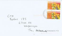 St Lucia 2010 Cablewoods Nth Plum Spodias Mombin Fruir 55c Cover - St.Lucia (1979-...)