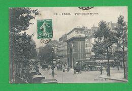Carte Postales  PARIS Porte Saint Martin - Sonstige