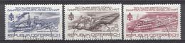 Autriche 1979  Mi.Nr: 1601-1603 Erste Donau-Dampfschiffahrts-Gesellschaft  Oblitèré / Used / Gebruikt - 1971-80 Afgestempeld